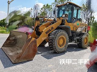 山东临工LG936L装载机实拍图片