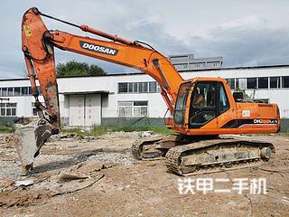 合肥斗山DH220LC-7挖掘機實拍圖片