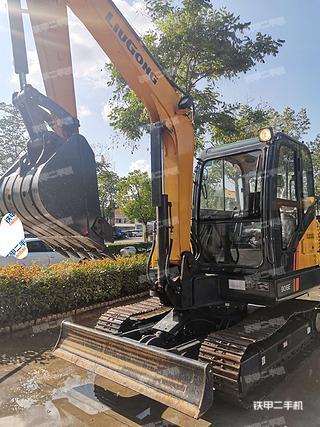 陕西-西安市二手柳工CLG906E挖掘机实拍照片