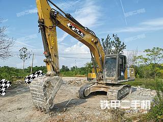 合肥雷沃重工FR200E挖掘機實拍圖片