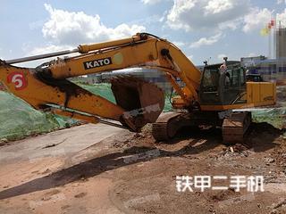 二手加藤 HD1430-R5 挖掘机转让出售