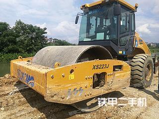二手徐工 XS223J 压路机转让出售