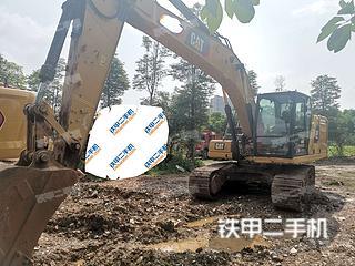 卡特彼勒新一代Cat?320GC液压挖掘机实拍图片
