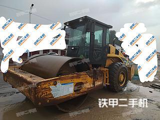 河南-漯河市二手柳工CLG622压路机实拍照片