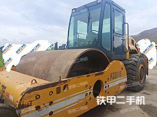 安徽-合肥市二手科泰重工KS220S压路机实拍照片