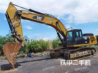 柳州卡特彼勒336D2液壓挖掘機實拍圖片