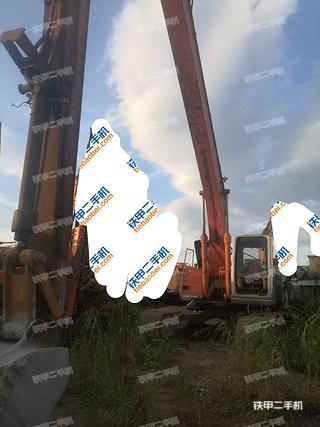 住友SH200A2挖掘机实拍图片