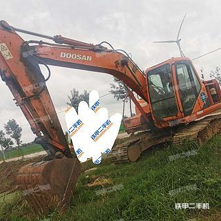 徐州斗山DH150LC-7挖掘機實拍圖片