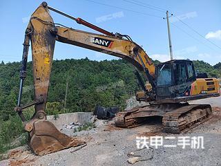 二手三一重工 SY245H 挖掘机转让出售