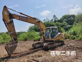 二手加藤 820-3SP 挖掘机转让出售