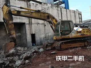 住友SH200-3挖掘机实拍图片