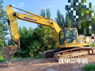 聊城小松PC240LC-8挖掘機實拍圖片