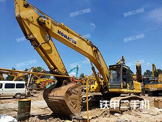 小松PC450-7E0挖掘机实拍图片
