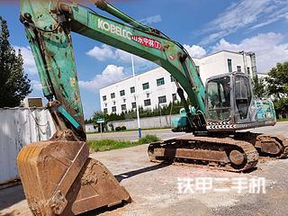 山东-济南市二手神钢SK250-8挖掘机实拍照片