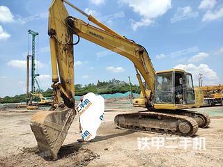 廣州小松PC200-6挖掘機實拍圖片