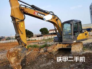广东-湛江市二手徐工XE135D挖掘机实拍照片