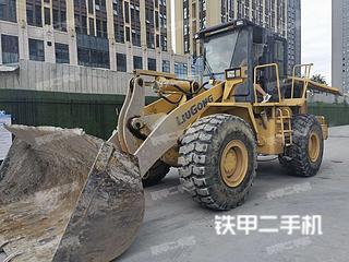 泰安柳工CLG856高配裝載機實拍圖片
