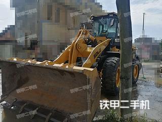 山东临工LG933装载机实拍图片