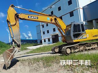 二手加藤 HD820-R5 挖掘机转让出售