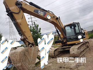 徐州卡特彼勒320D2液壓挖掘機實拍圖片