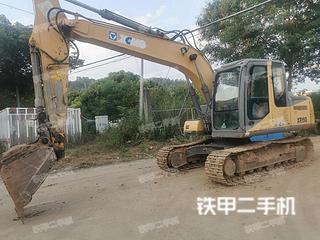 惠州徐工XE135B挖掘機實拍圖片