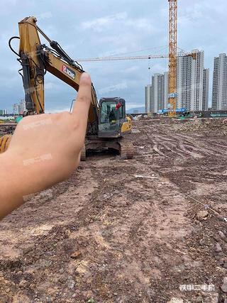 浙江-金华市二手徐工XE200DA挖掘机实拍照片