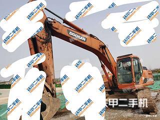 徐州斗山DH220LC-9E挖掘機實拍圖片
