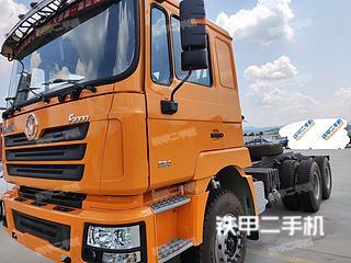 聊城陜汽重卡6X4工程自卸車實拍圖片
