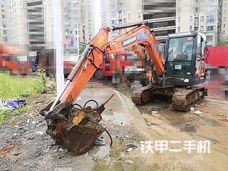 江苏-南京市二手斗山DX60E-9CN挖掘机实拍照片