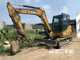 福建-莆田市二手徐工XE65DA挖掘机实拍照片