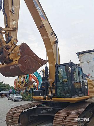 深圳卡特彼勒336E挖掘機實拍圖片
