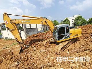 二手加藤 HD820V-LC 挖掘机转让出售
