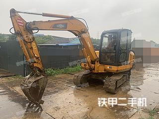 江苏-镇江市二手雷沃重工FR60挖掘机实拍照片