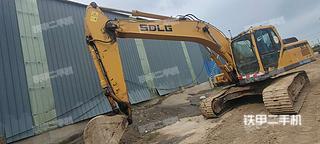 山東臨工E6225F挖掘機實拍圖片