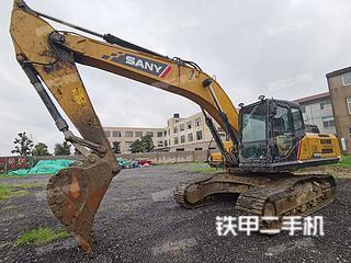 三一重工SY245H挖掘機實拍圖片