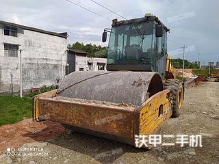 湖北-恩施市二手徐工XS202J压路机实拍照片