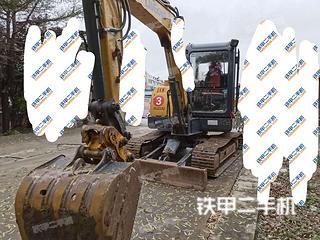 泰安柳工CLG906E挖掘機實拍圖片