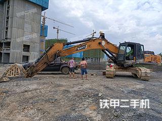 二手三一重工 SY355H 挖掘机转让出售