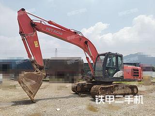 臺州日立ZX200-5G挖掘機實拍圖片
