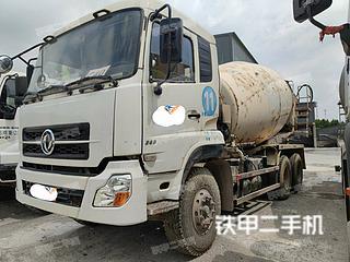 東風DFXZL5251GJBZ3攪拌運輸車實拍圖片