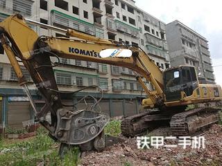湖南-衡阳市二手小松PC450-8挖掘机实拍照片