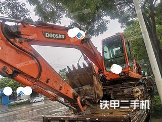 邢臺斗山DH150LC-7挖掘機實拍圖片