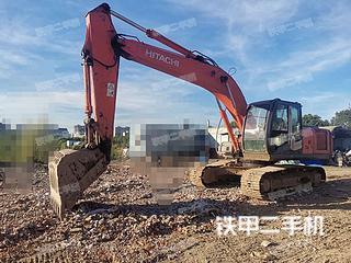 臺州日立ZX200-3挖掘機實拍圖片
