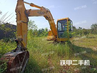 二手玉柴 YC85-3 挖掘机转让出售