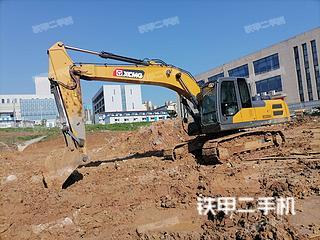 安徽-合肥市二手徐工XE200DA挖掘机实拍照片