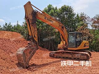 廈工XG822FJ挖掘機實拍圖片
