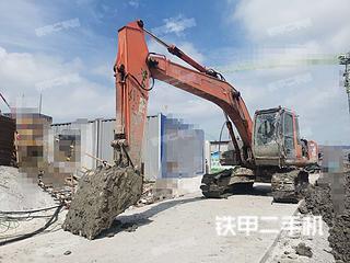 臺州日立ZX200挖掘機實拍圖片