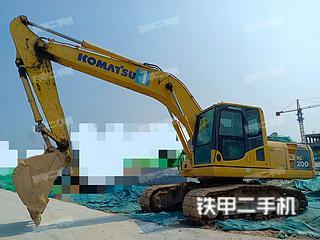 二手小松 PC200-8M0 挖掘机转让出售