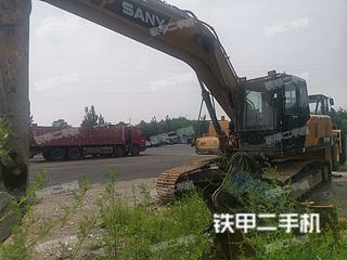 邢臺三一重工SY215C挖掘機實拍圖片