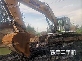 河北-邢台市二手徐工XE470D挖掘机实拍照片
